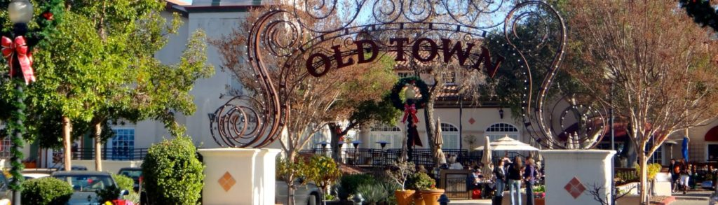 Los Gatos Community downtown