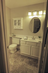 Mountain View Townhome for Sale - powder room